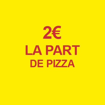 Myster Pizza la qualité en plus…